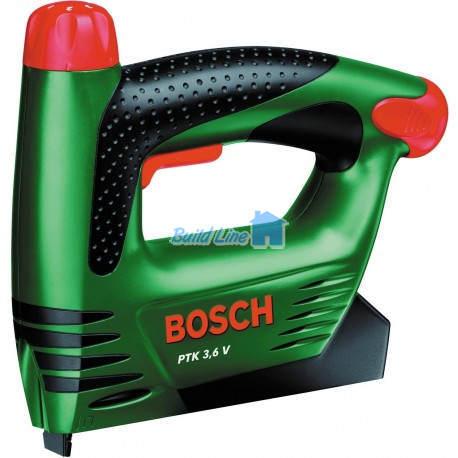 Степплер Bosch PTK 3,6 V , 0603968820