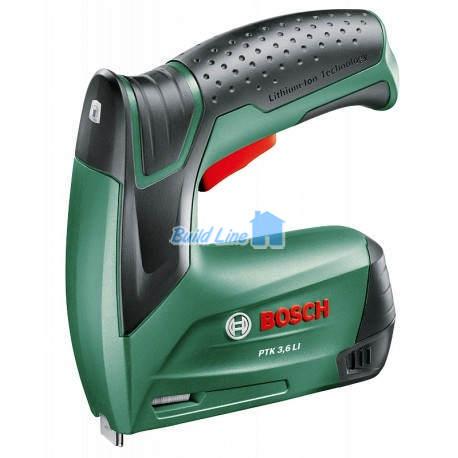 Степплер Bosch PTK 3,6 Li , 0603968120