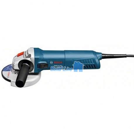 Болгарка Bosch GWS 9-125 угловая шлифмашина , 0601791000