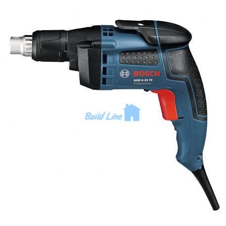Шуруповерт Bosch GSR 6-25 TE сетевой , 0601445000