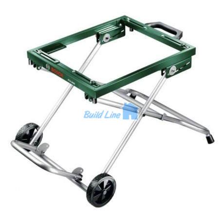Верстак с колесиками для удобной транспортировки и безопасной работы Bosch PTA 2000 , 0603B05300