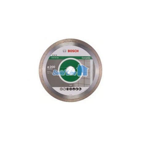 Круг алмазный 200 x 25,4 мм Bosch Best for Ceramic , 2608602636