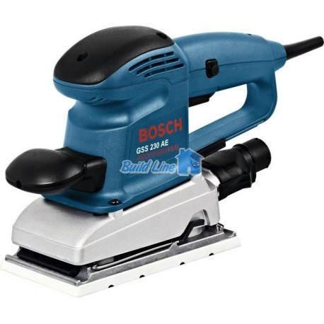 Шліфмашина Bosch GSS 230 AE вібро , 0601292670