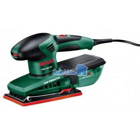 Шлифмашина Bosch PSS 250 AE вибро , 0603340220