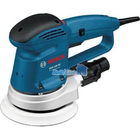 Шлифмашина Bosch GEX 150 AC эксцентриковая , 0601372768