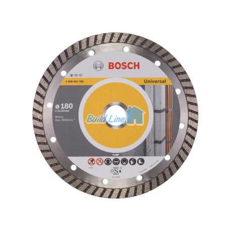 Круг алмазный 180 x 22,23 мм Bosch Professional for Universal , 2608602396