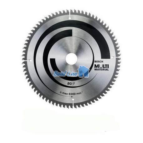 Multi Material для ручных циркулярных пил 254x30мм, 2608640450, Bosch