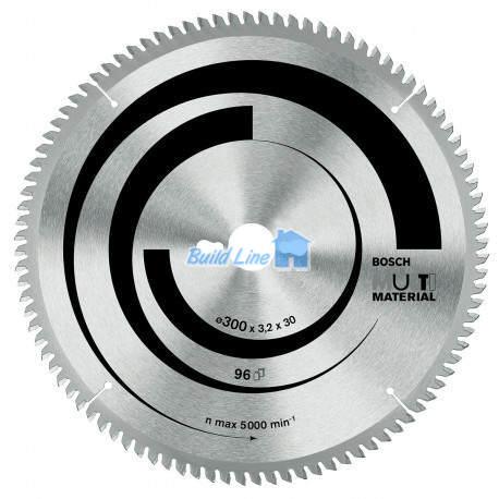 Пильный диск 254 x 30 мм 96 зубъев , Bosch 2608640451