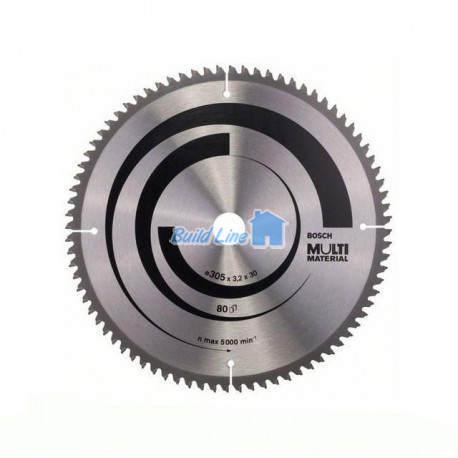 Пильный диск 305 x 30 мм 80 зубъев , Bosch 2608640452