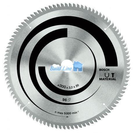 Пильный диск 305 x 30 мм 96 зубъев , Bosch 2608640453