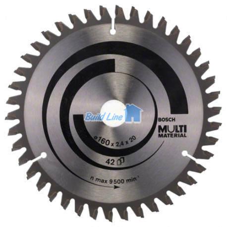 Пильный диск 160 x 20/16 мм 42 зубъев , Bosch 2608640503