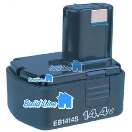 Аккумулятор Hitachi EB1414S 14v (1,4А/Ч) (322633)