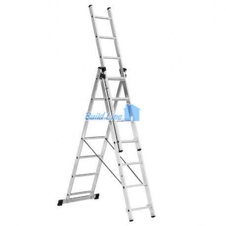 Универсальная лестница Forte СЕ3х11