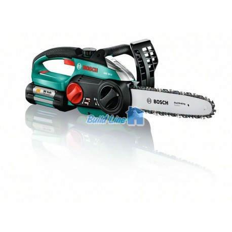 Цепная пила Bosch AKE 30 LI аккумуляторная , 0600837100