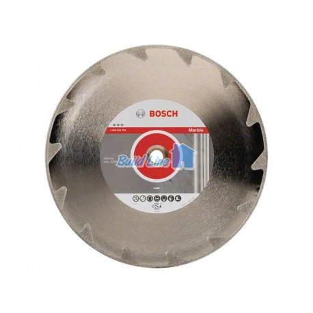 Диск алмазний 125 x 22,23 мм Bosch Best for Marble , 2608602690