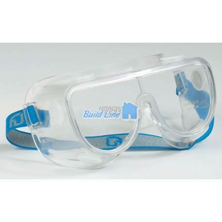 Гибкие защитные очки с защитой от запотевания. Hitachi , 750403