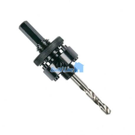 Адаптер для пильных коронок, 11mm шестигранник Hitachi , 752187